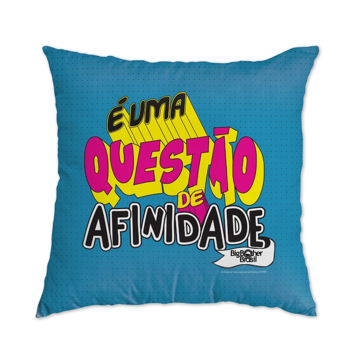 Almofada Big Brother Brasil 15 Afinidade