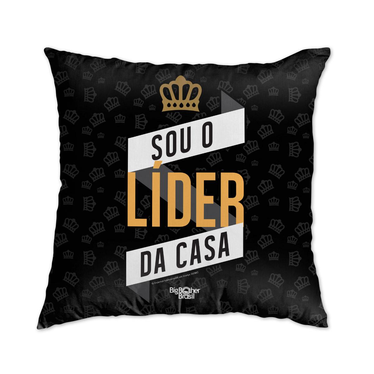 Almofada Big Brother Brasil 15 Líder da Casa