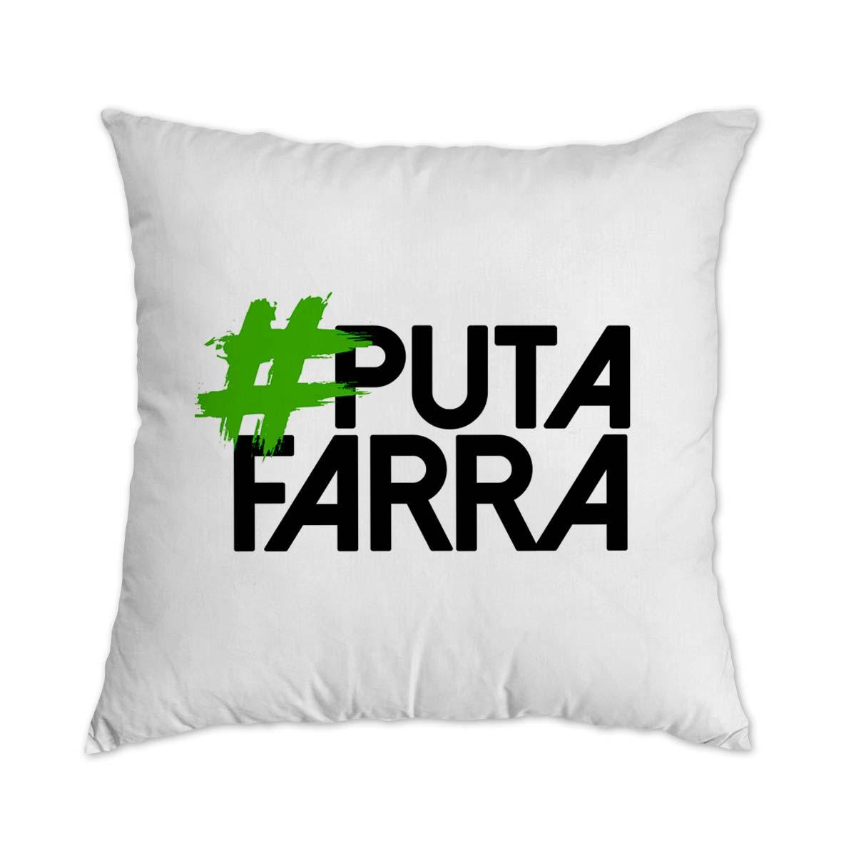 Almofada Make U Sweat #PutaFarra