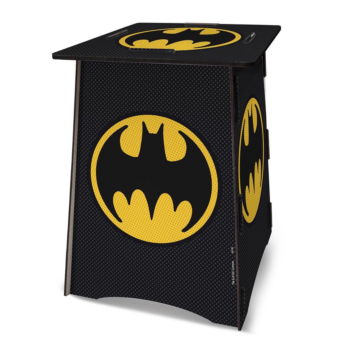 Banco-Mesa Batman Logo