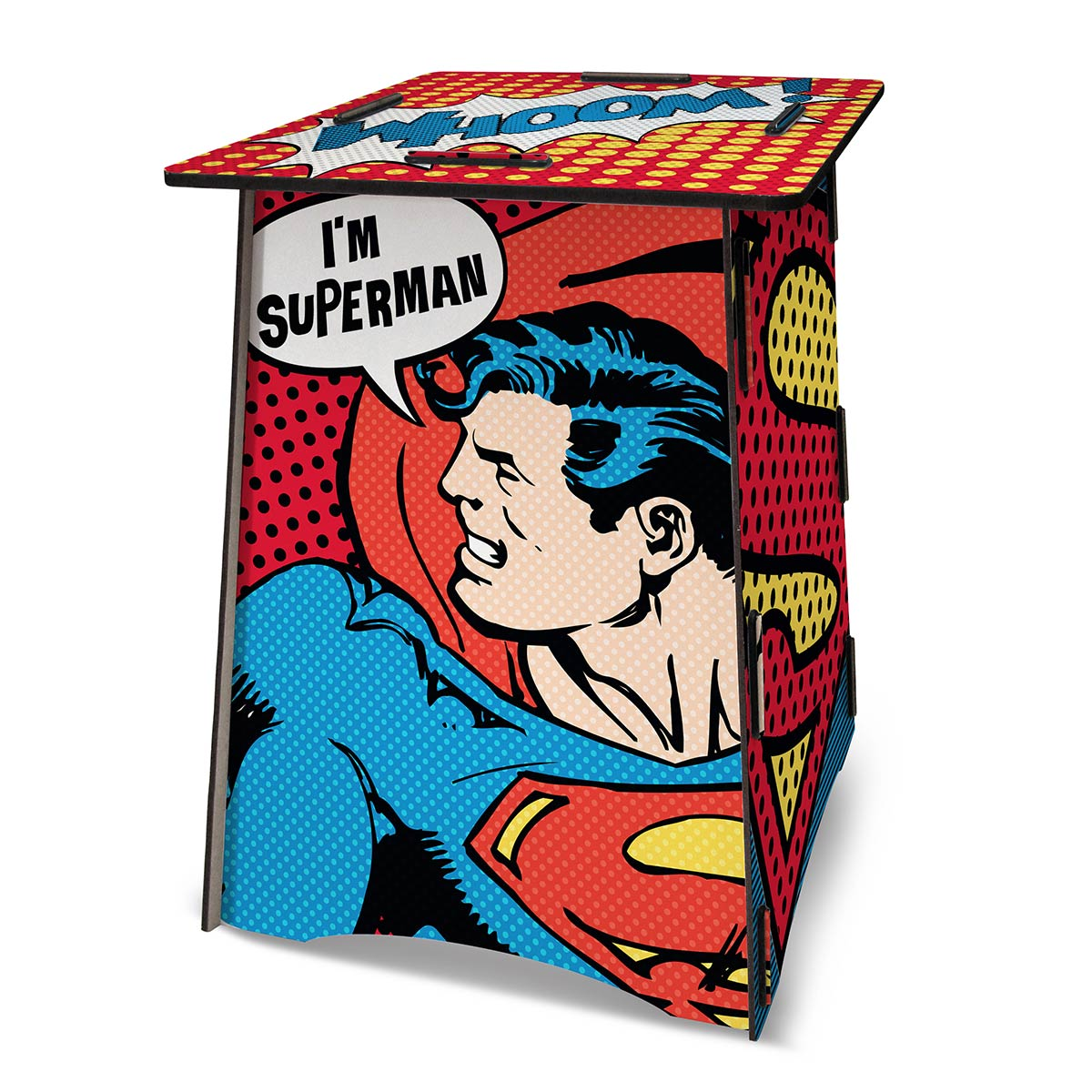 Banco-Mesa Superman Pop