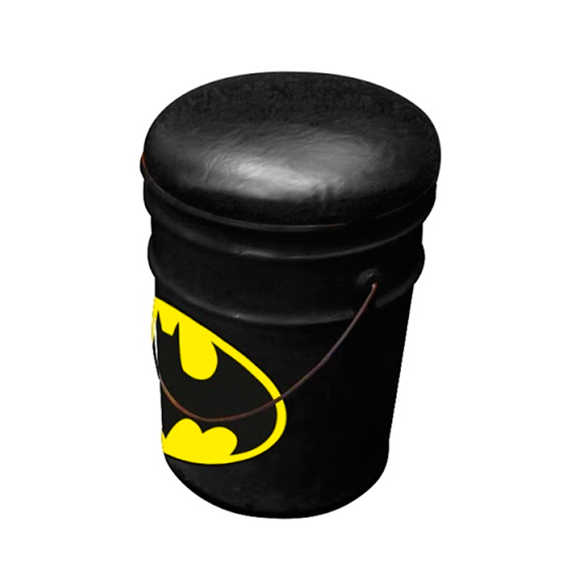 Banqueta Balde Batman Logo