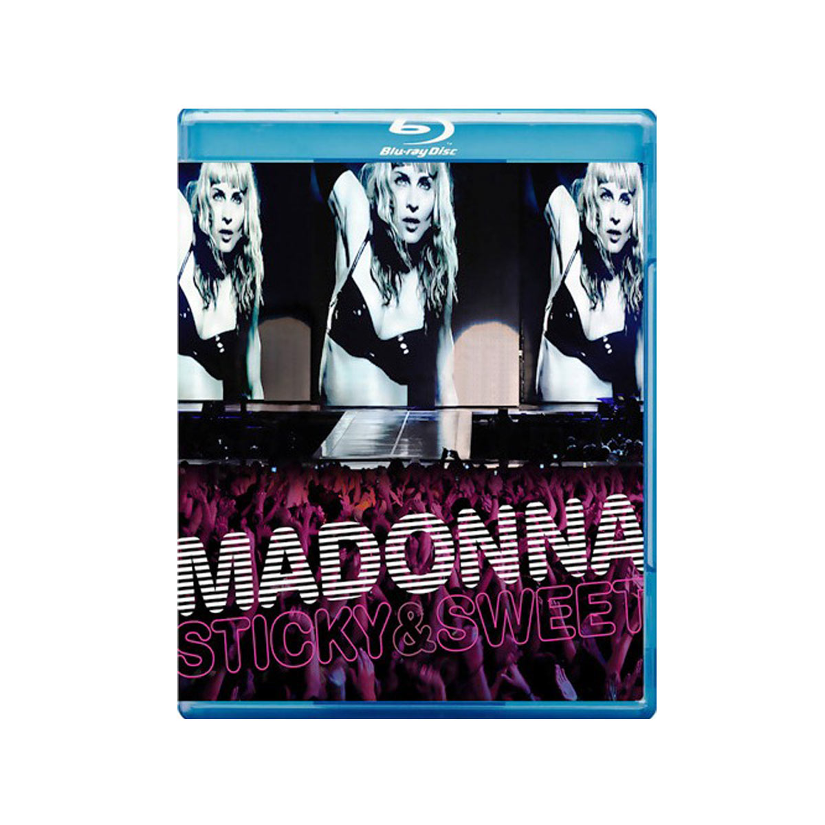 Blu-Ray Madonna Sticky & Sweet Tour