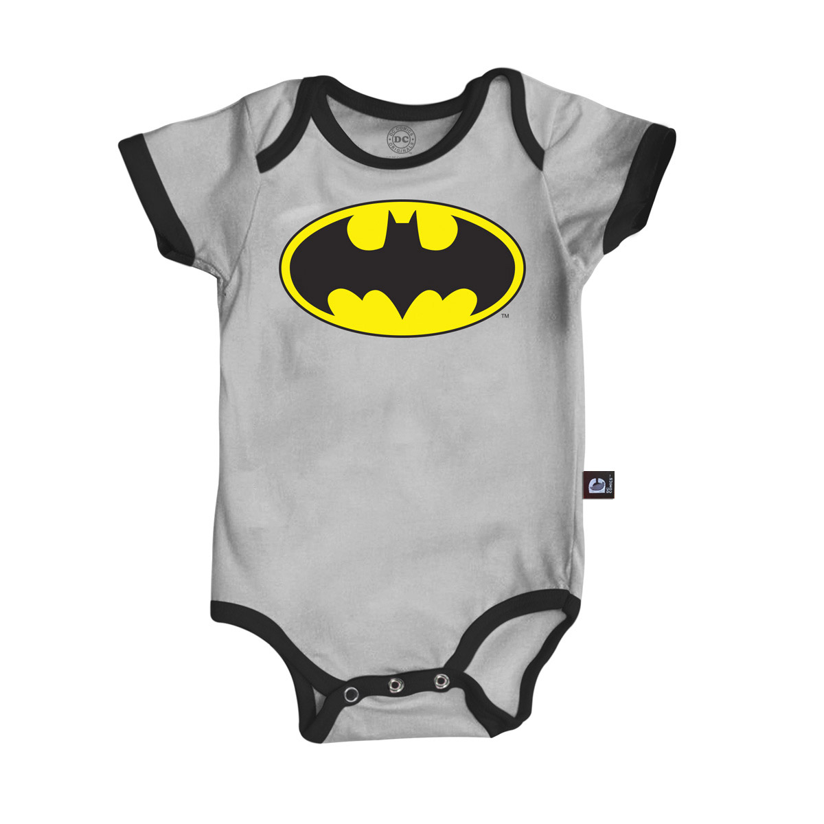 Body Batman Logo Cl�ssico
