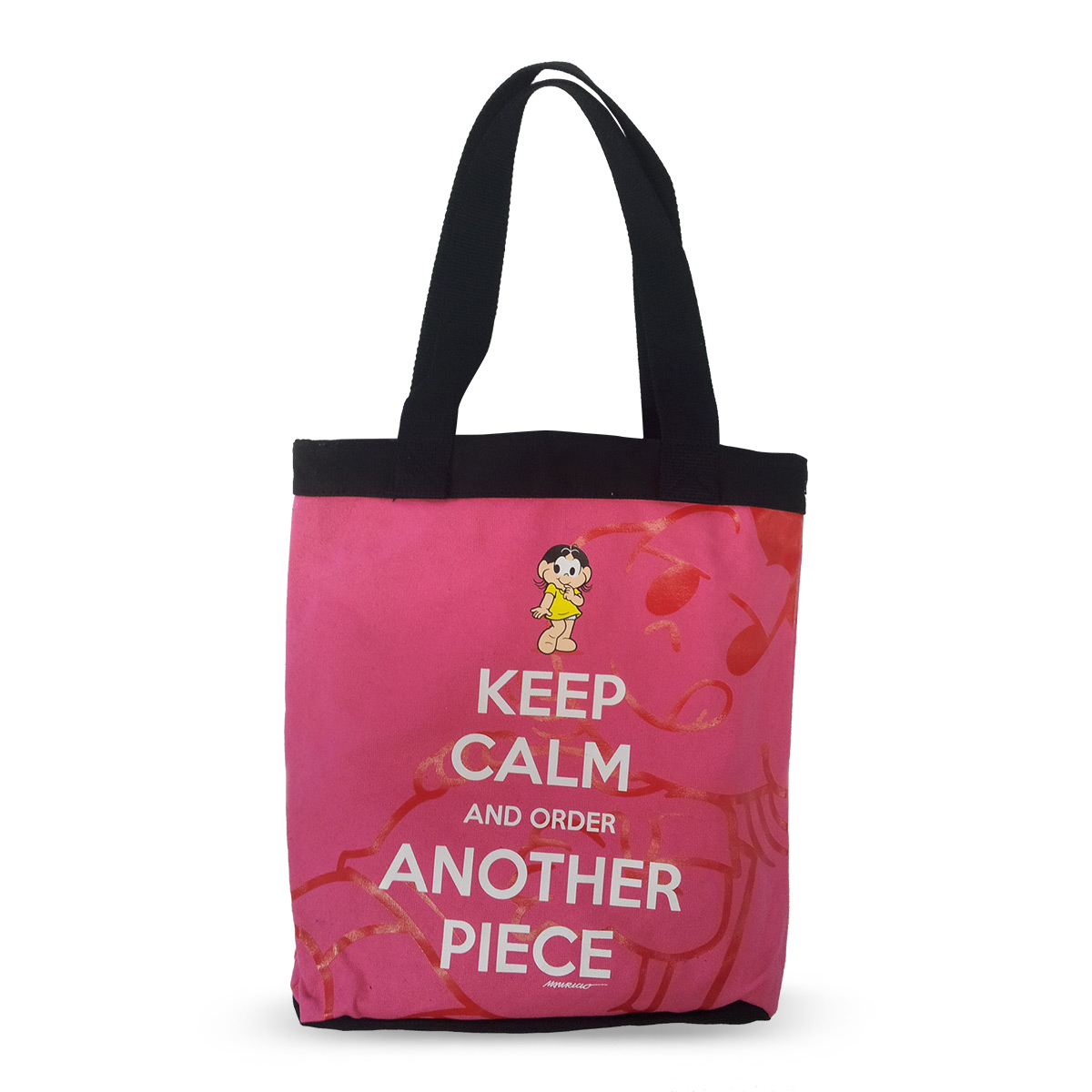 Bolsa Turma da Mônica Keep Calm And Order Another Piece 753025C