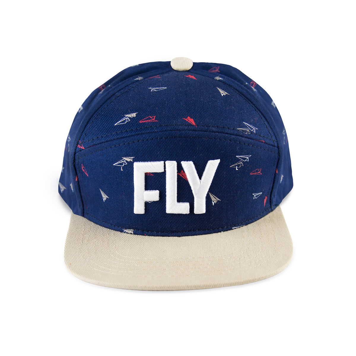 Bon� Snapback Banda Fly Airplanes