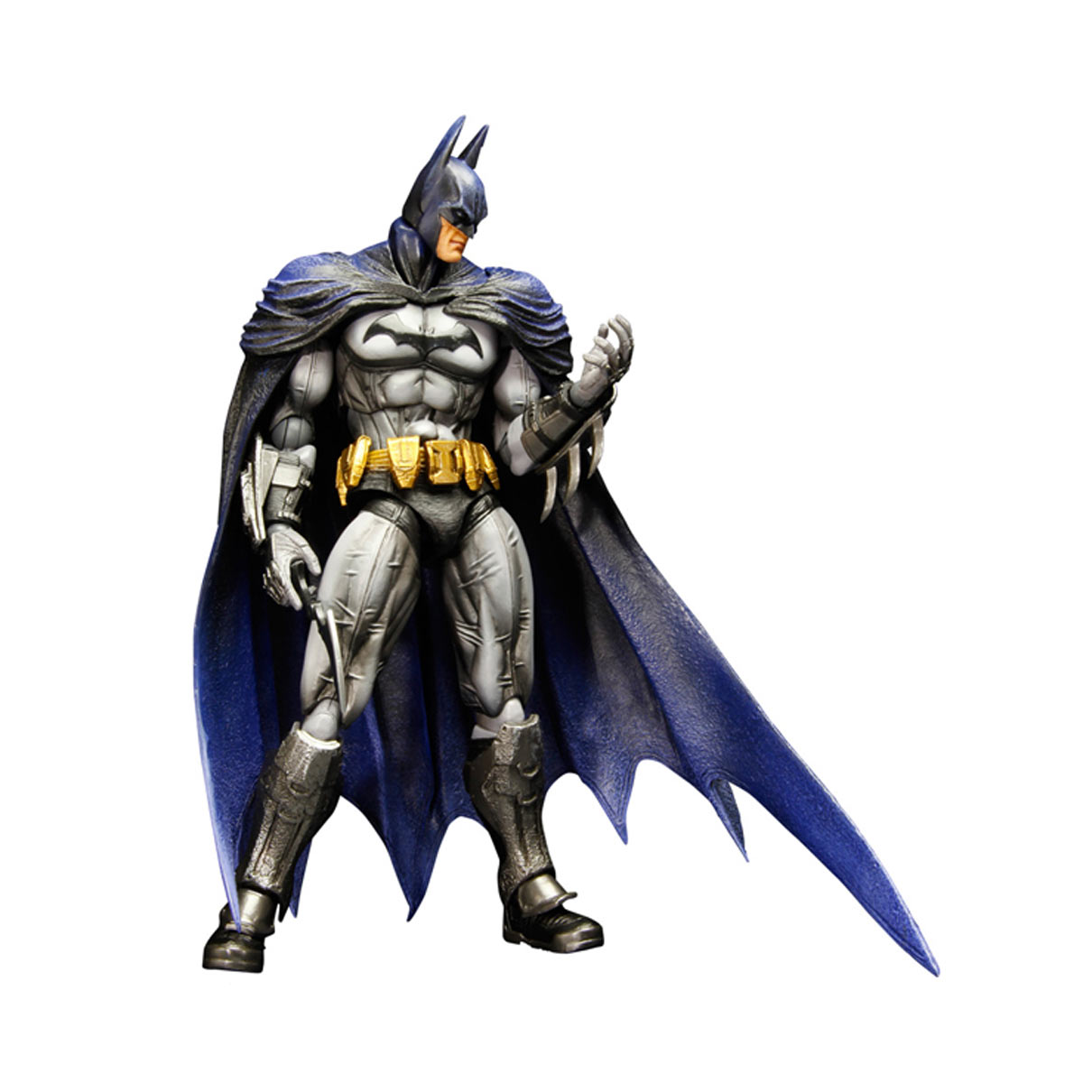 Boneco (Action Figure) Batman Arkham City Play Arts Kai