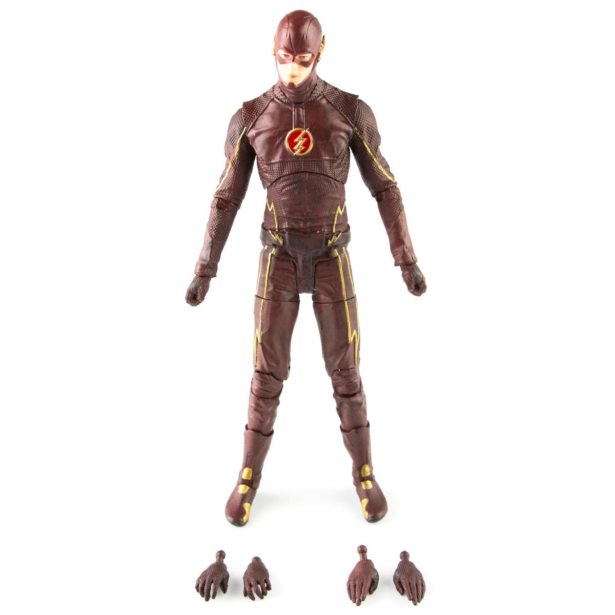 Boneco (Action Figure) The Flash TV Series - DC Collectibles
