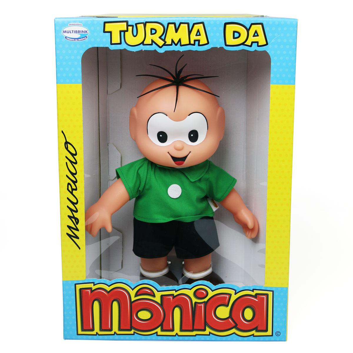 Boneco Turma da Mônica New Clássicos Cebolinha