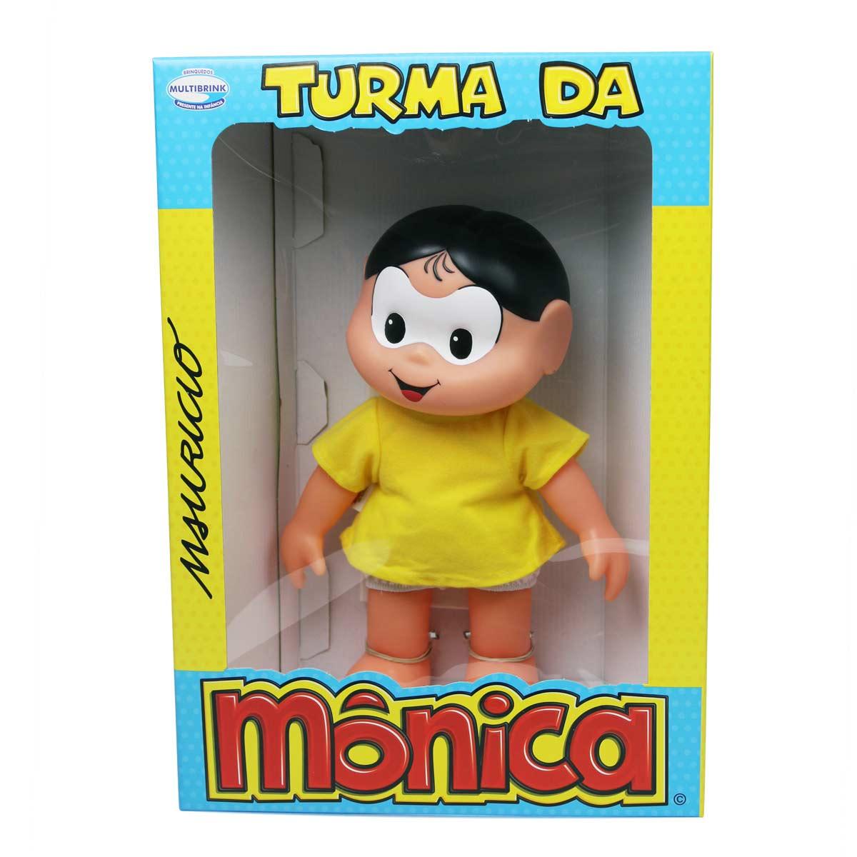 Boneco Turma da M�nica New Cl�ssicos Magali