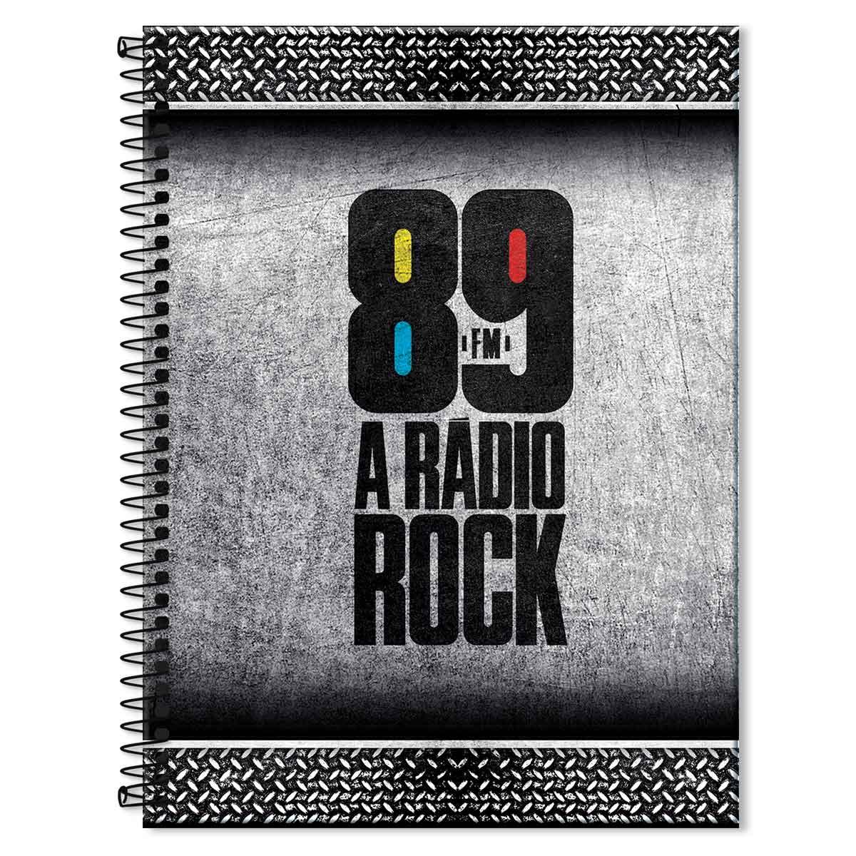 Caderno 89FM A Rádio Rock Logo 1 Matéria