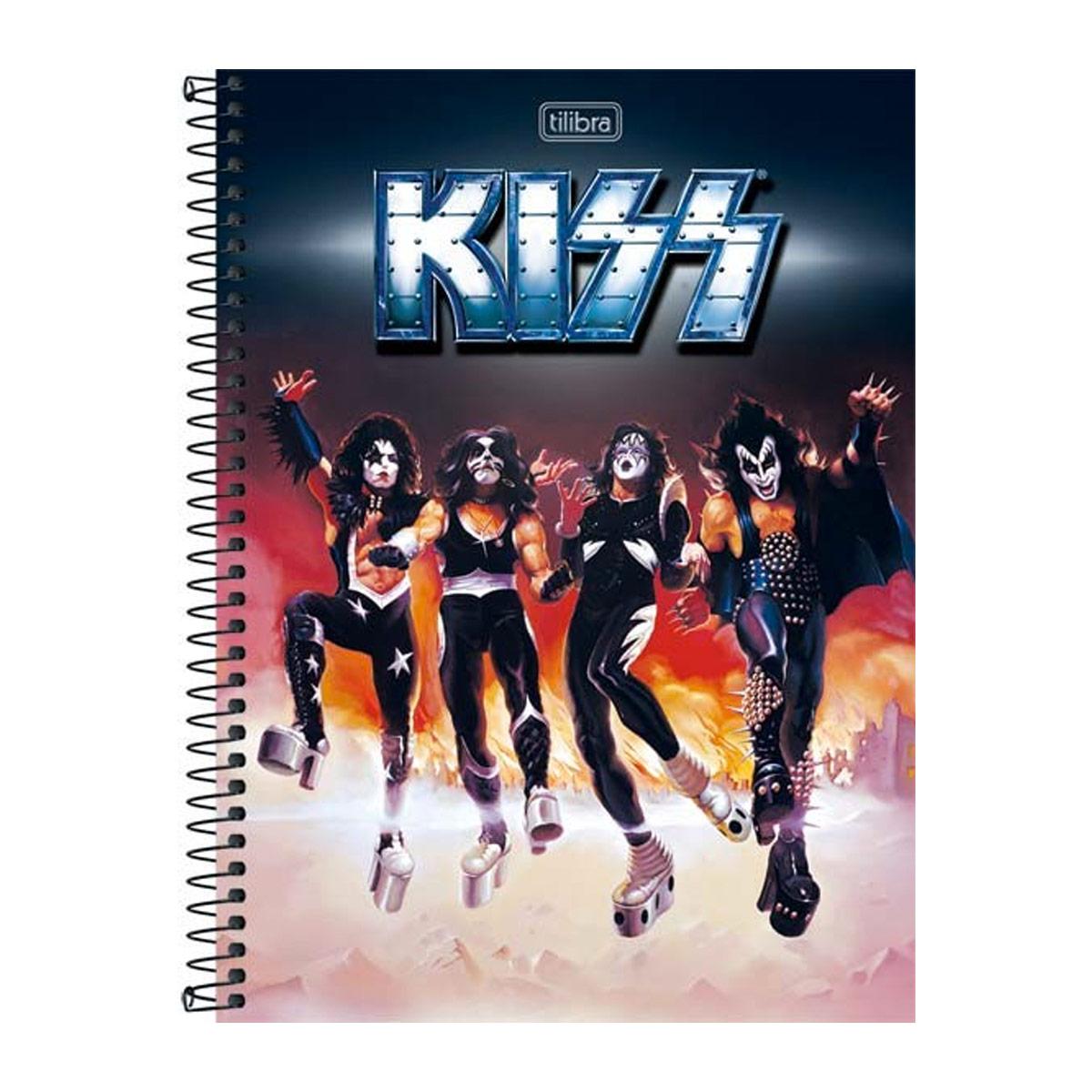 Caderno Kiss Jump 10 Matérias