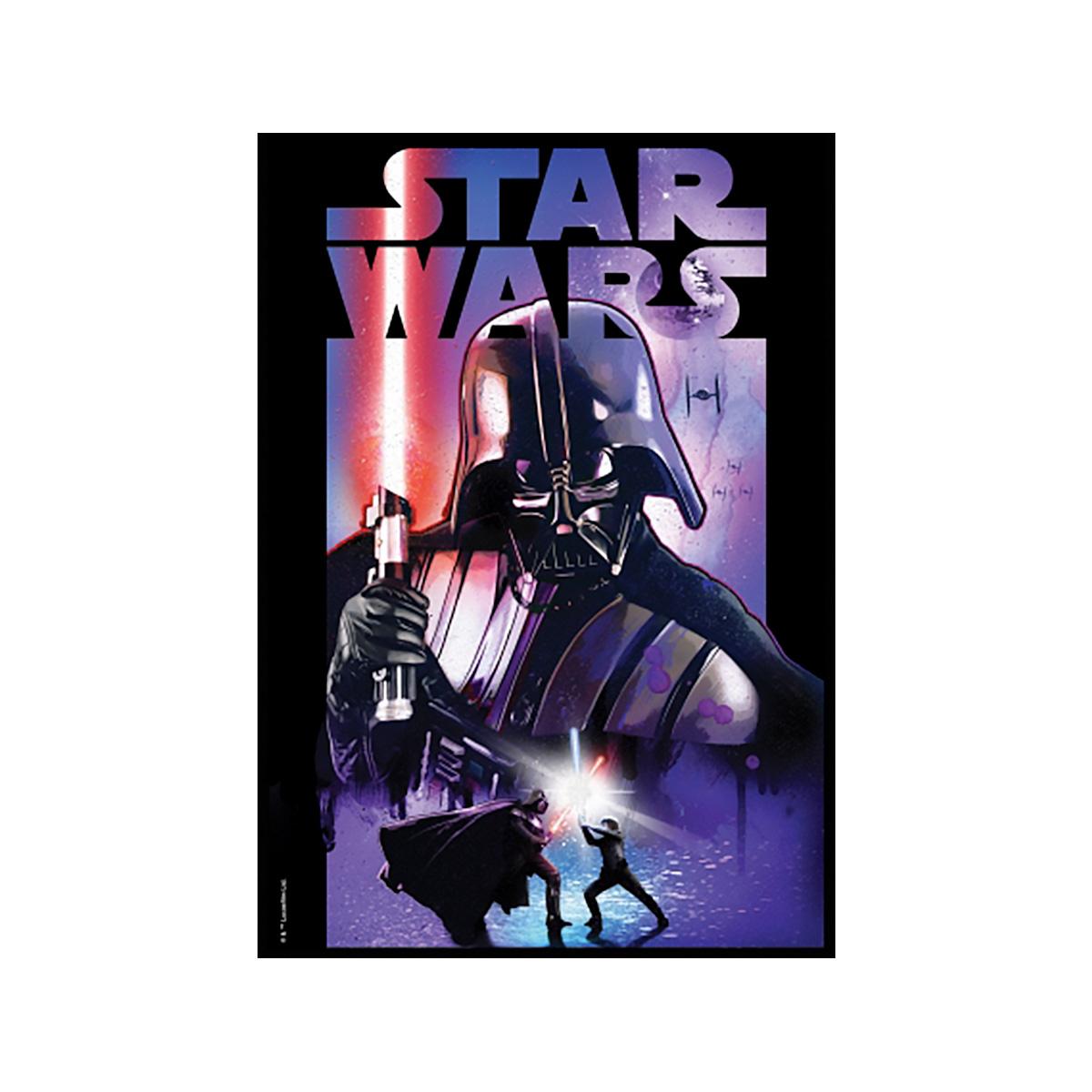 Caderno Star Wars Trends Vader 1 Matéria