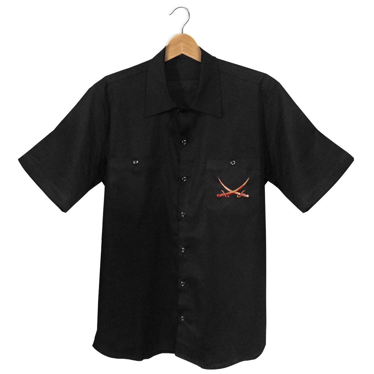 Camisa Manga Curta Pirates