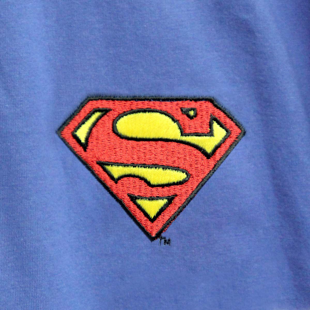 Camisa Polo Masculina Superman Logo