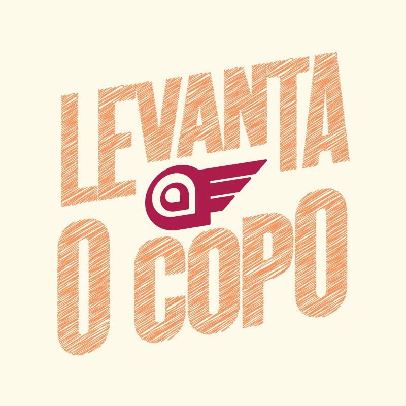 Camiseta Feminina Aviões do Forró Levanta o Copo