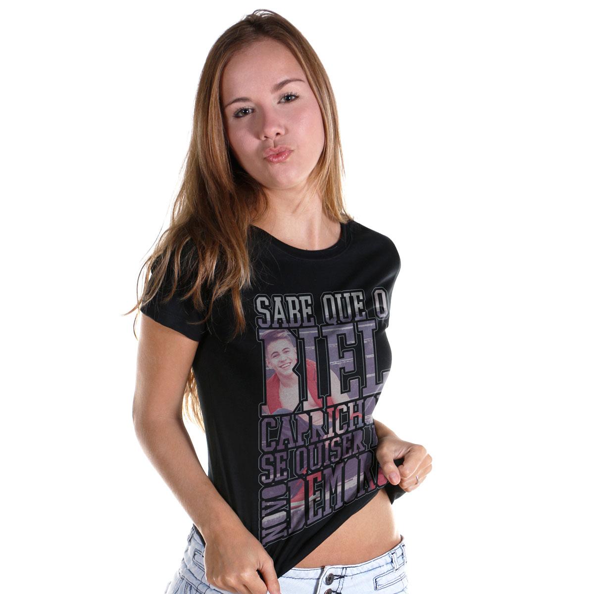 Camiseta Feminina Biel Demor�