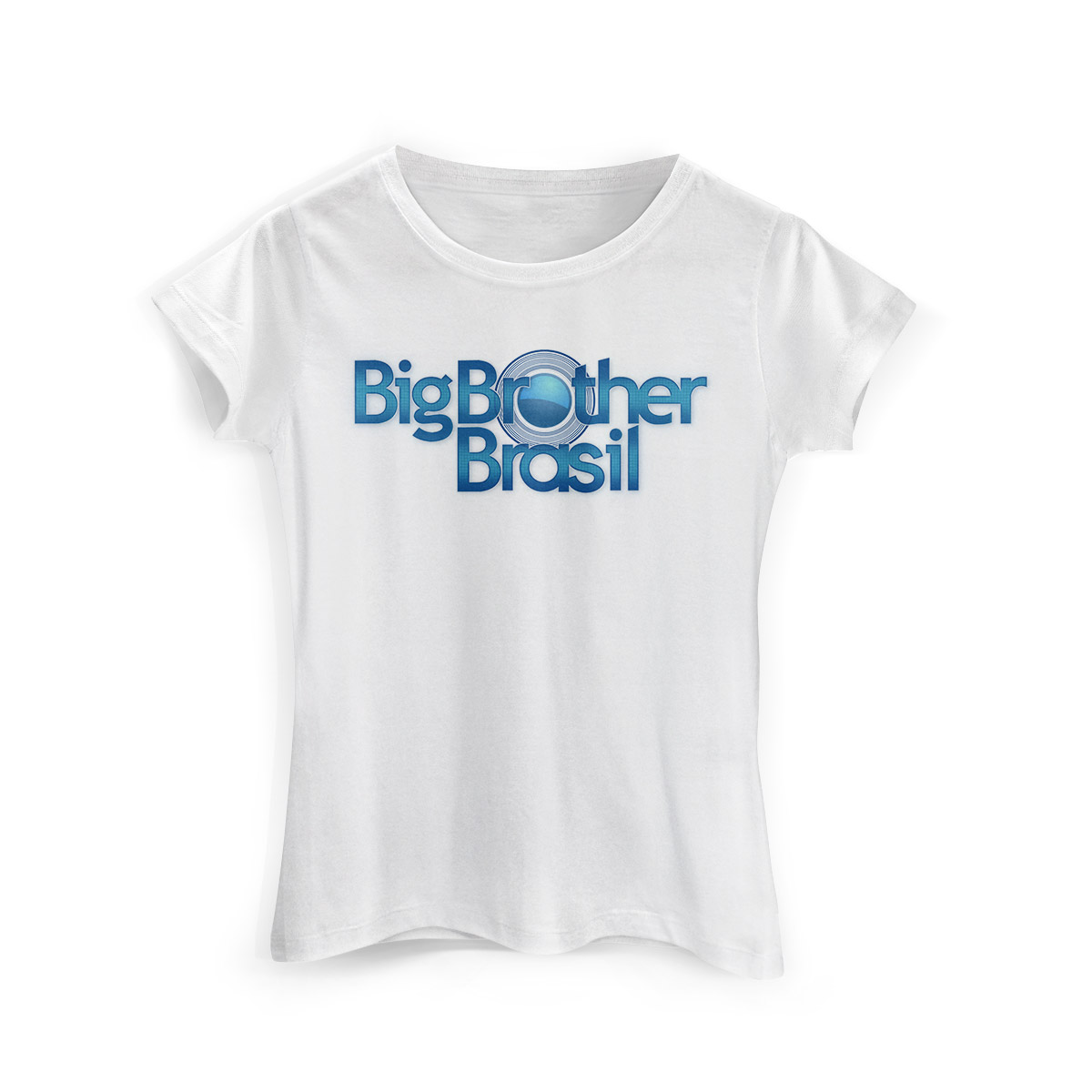 Camiseta Feminina Big Brother Brasil 15 BBB15 Modelo 2