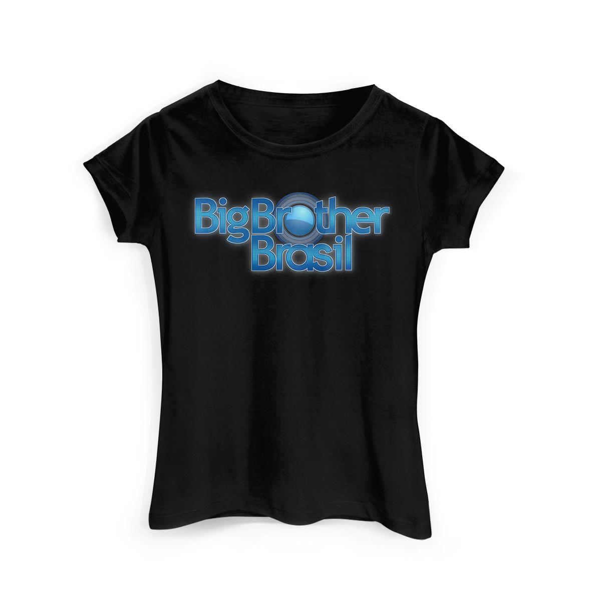 Camiseta Feminina Big Brother Brasil 15 BBB15 Modelo 3