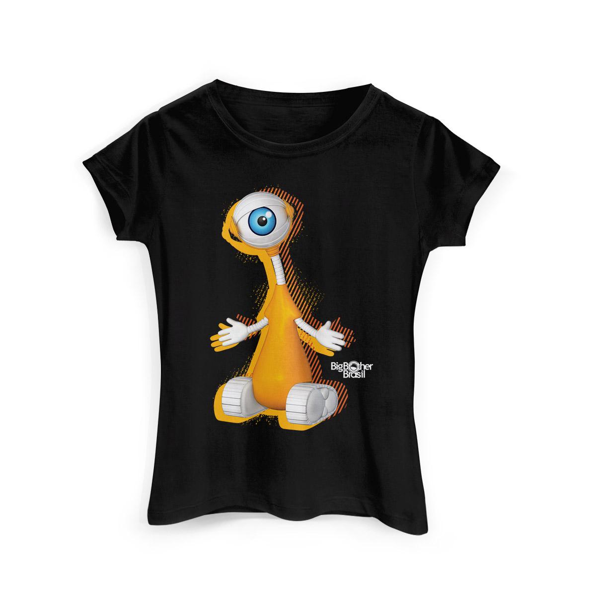 Camiseta Feminina Big Brother Brasil 15 RoBBB