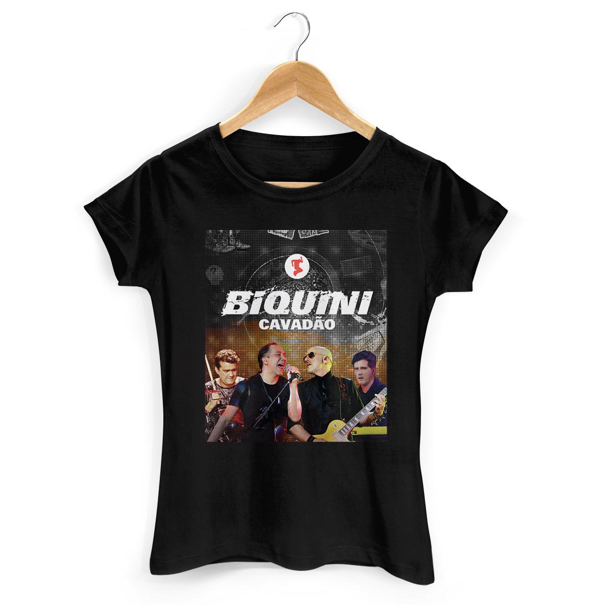 Camiseta Feminina Biquini Cavad�o Capa