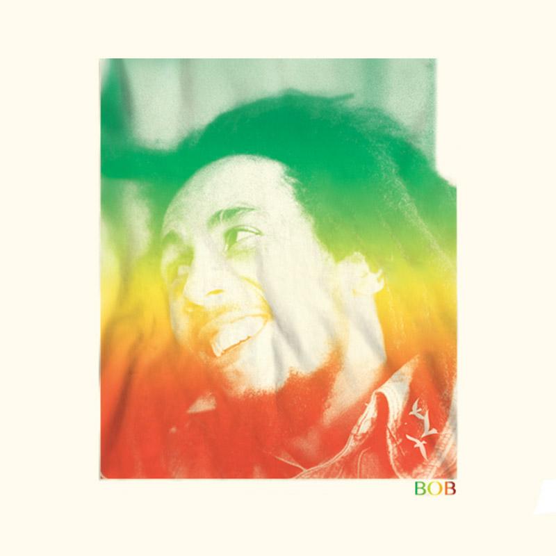 Camiseta Feminina Bob Marley Pic