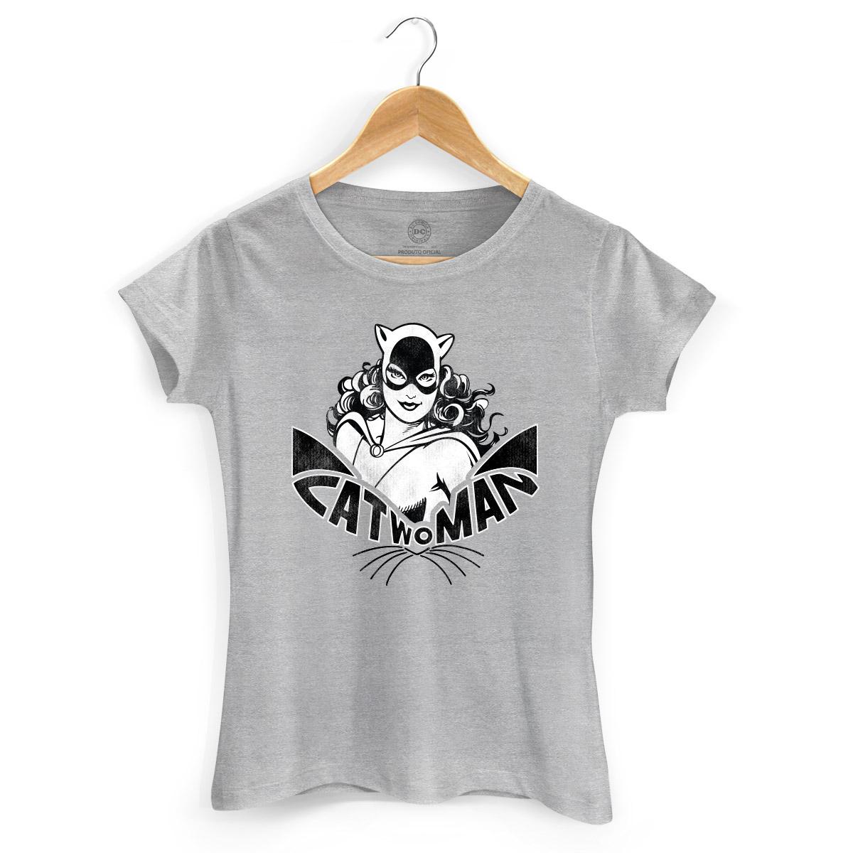 Camiseta Feminina Catwoman