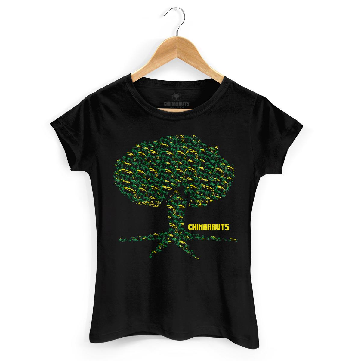 Camiseta Feminina Chimarruts Full Hill Modelo 1