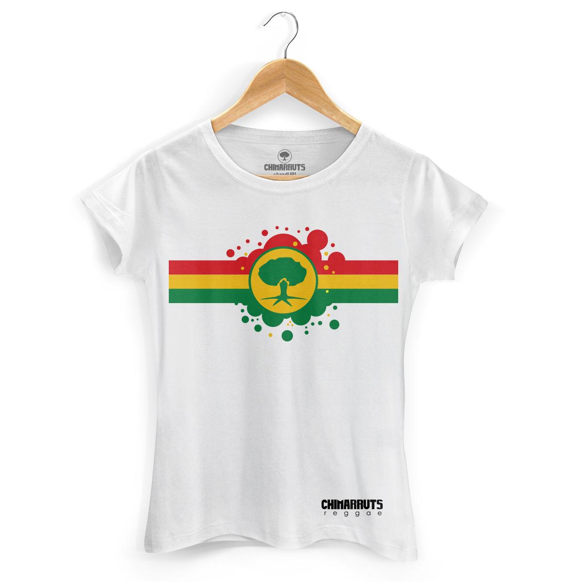 Camiseta Feminina Chimarruts Reggae