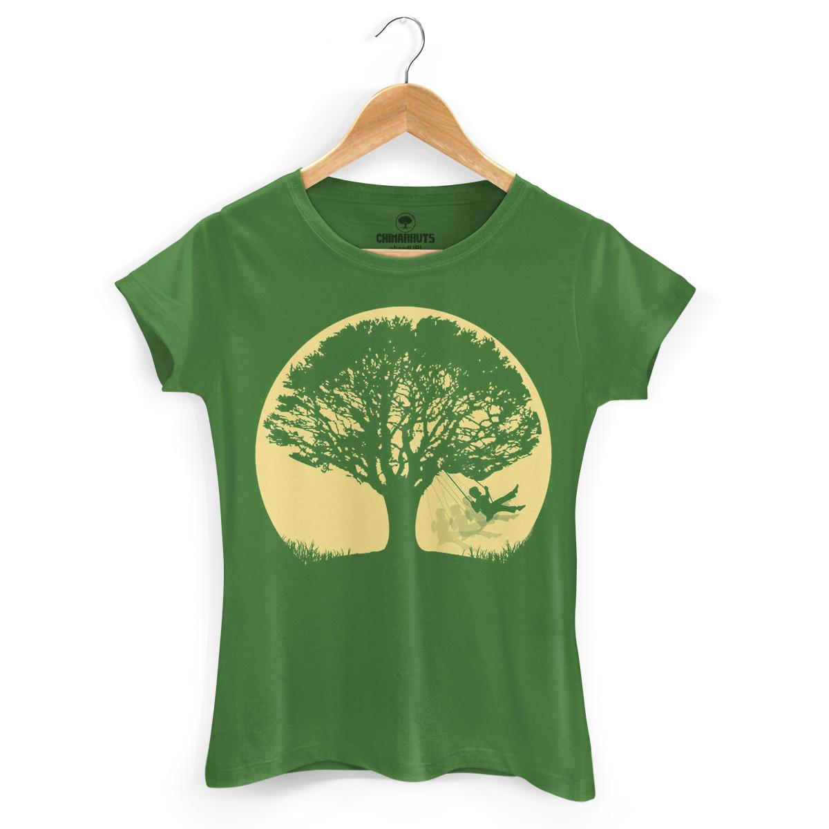Camiseta Feminina Chimarruts Sinto a Liberdade