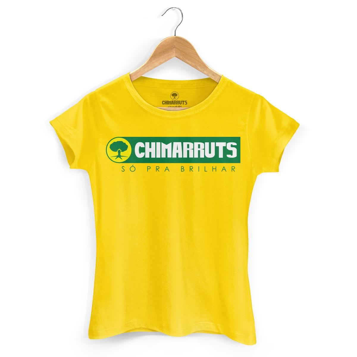 Camiseta Feminina Chimarruts S� Pra Brilhar