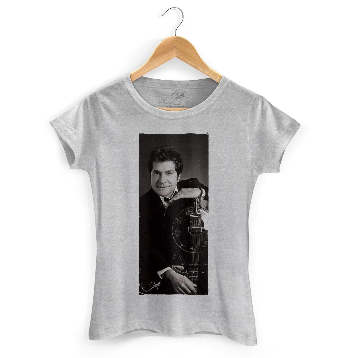 Camiseta Feminina Daniel Meu Mundo Foto