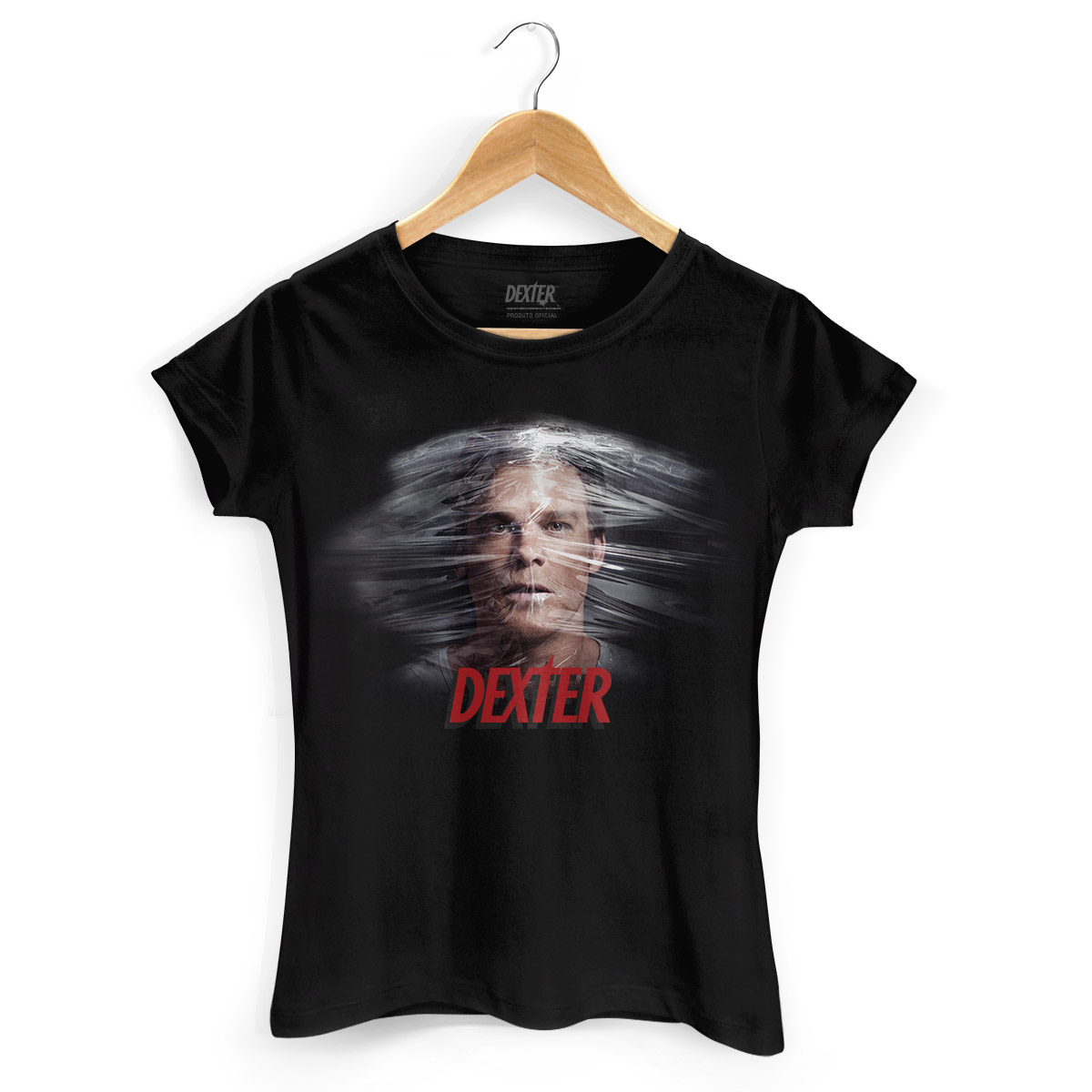 Camiseta Feminina Dexter Última Temporada