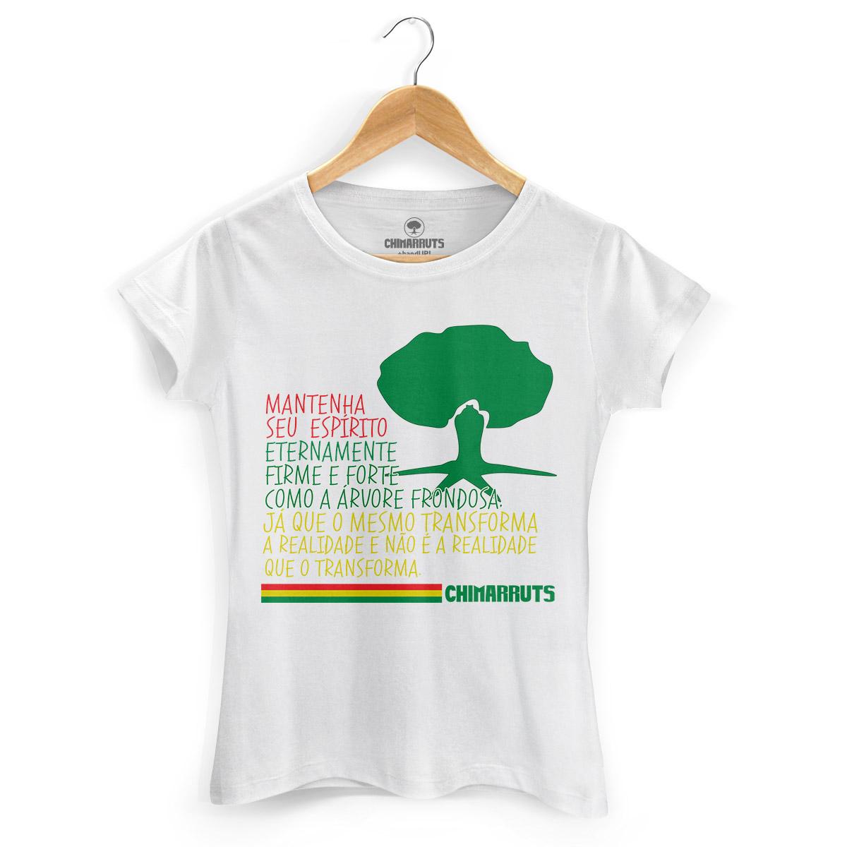 Camiseta Feminina Em Busca Da Fé 1