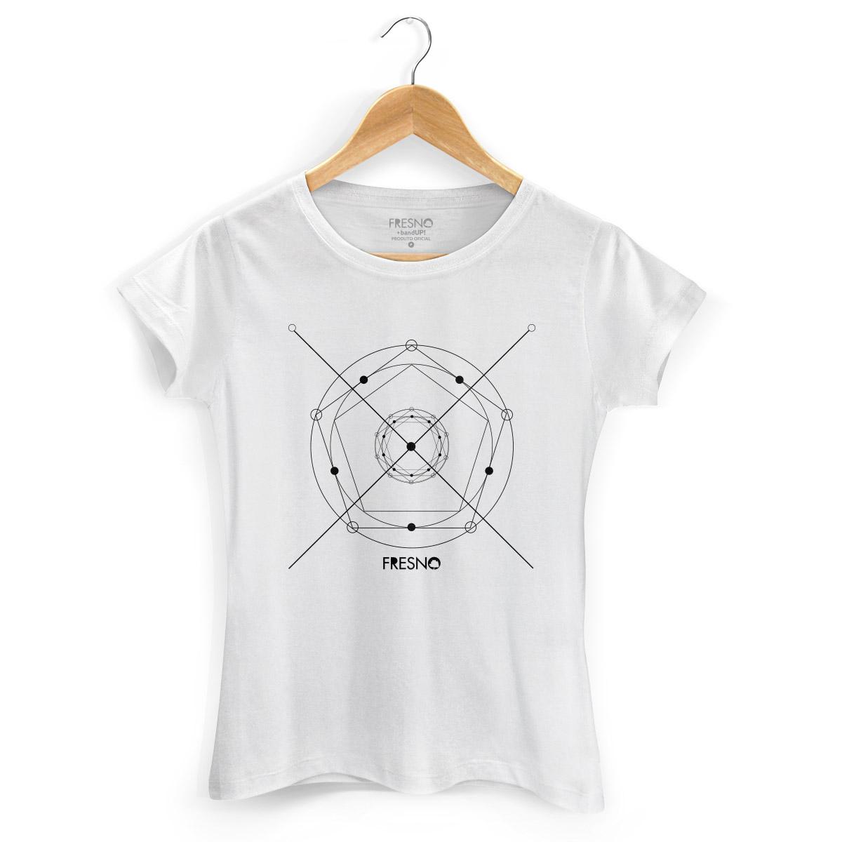 Camiseta Feminina Fresno Diagrama
