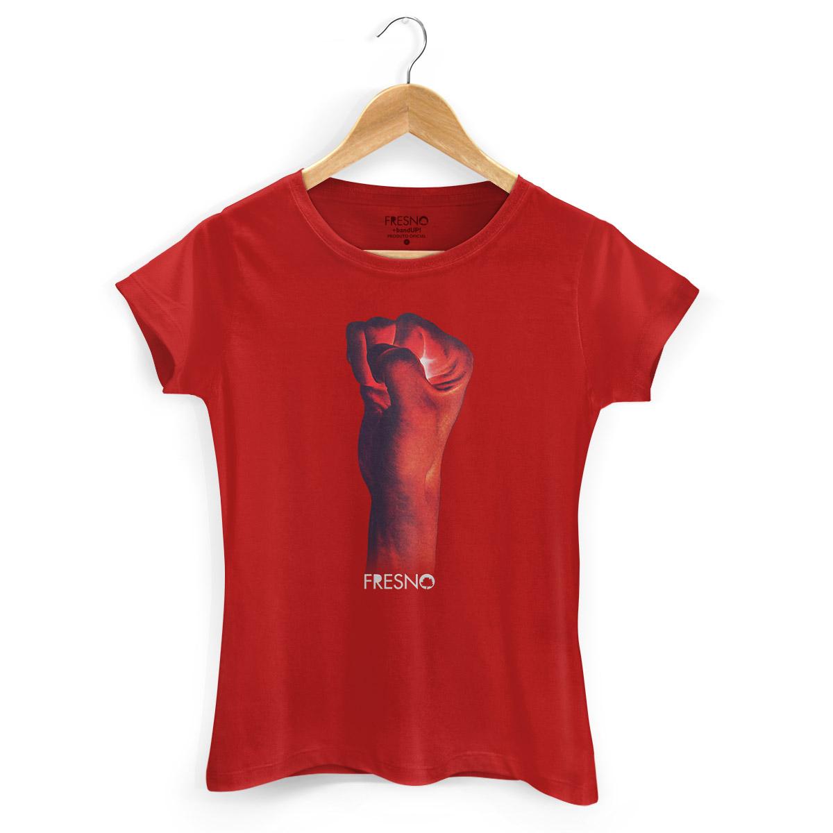 Camiseta Feminina Fresno Manifesto