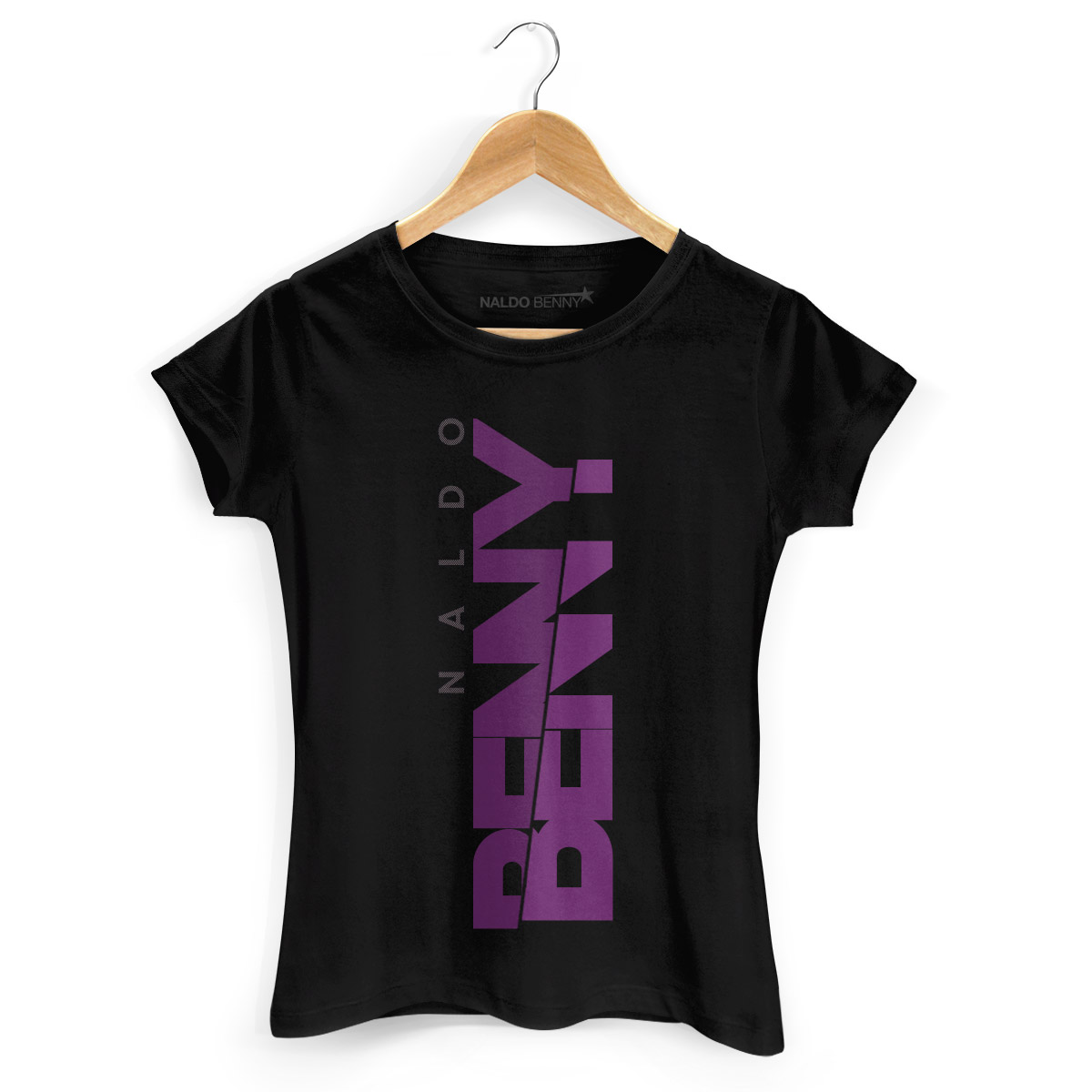 Camiseta Feminina Naldo Benny Dance