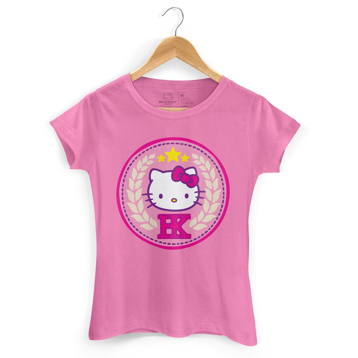 Camiseta Hello Kitty College Team