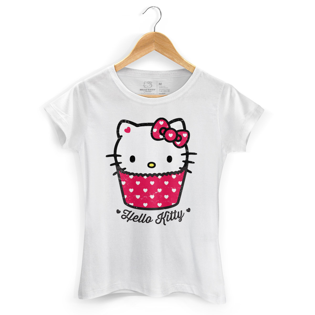 Camiseta Hello Kitty Cup Kitty