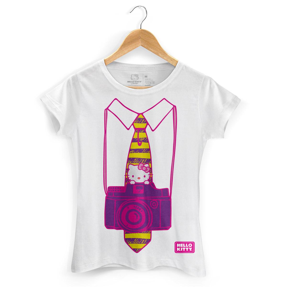 Camiseta Hello Kitty Photography