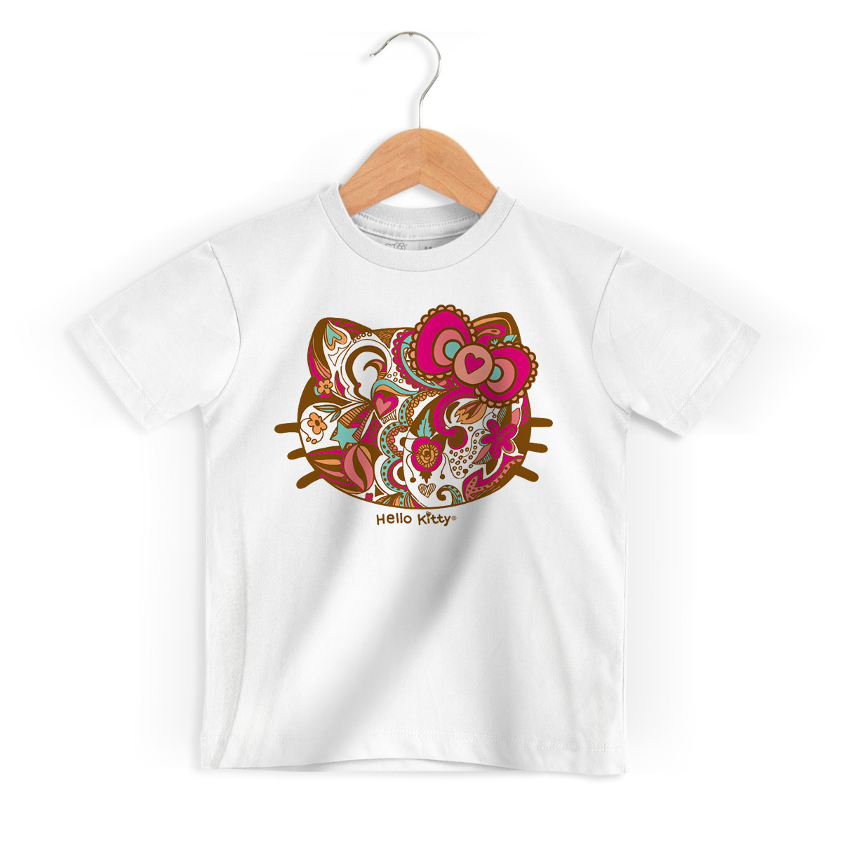 Camiseta Infantil Hello Kitty INK 2