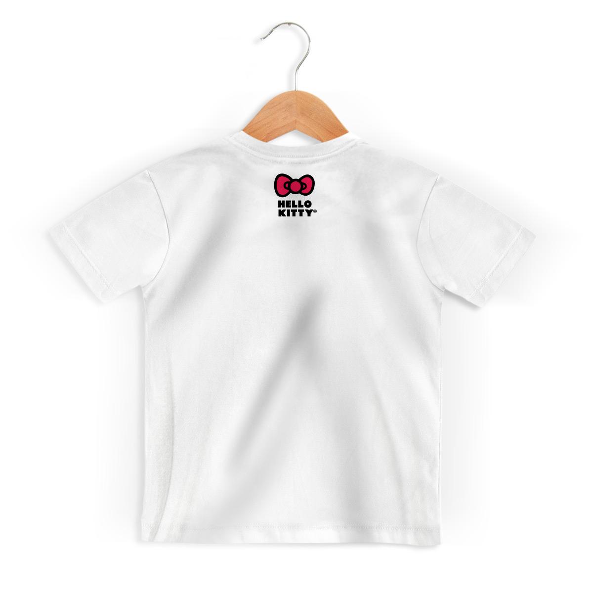 Camiseta Infantil Hello Kitty Standard