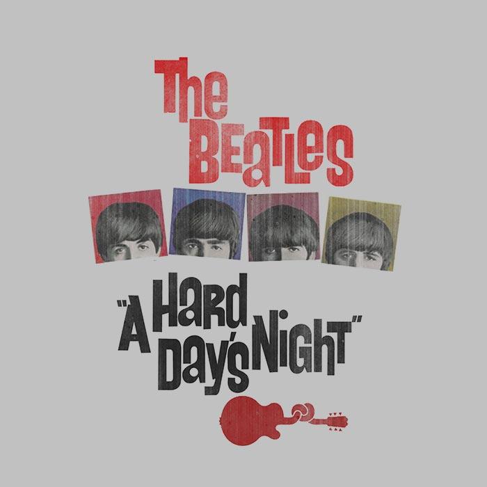 Camiseta Infantil The Beatles A Hard Day´s Night