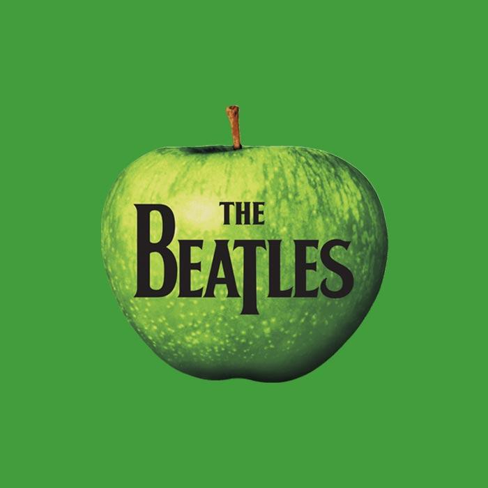 Camiseta Infantil The Beatles Apple Records