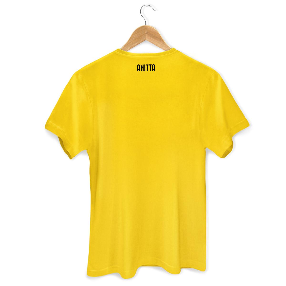 Camiseta Masculina Anitta Deixa Ele Sofrer