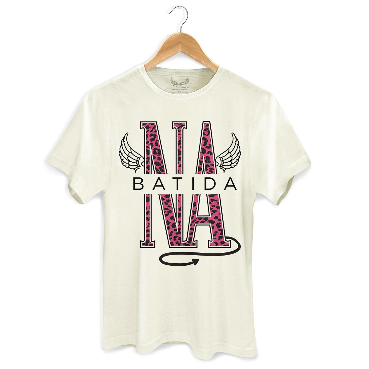 Camiseta Masculina Anitta Na Batida