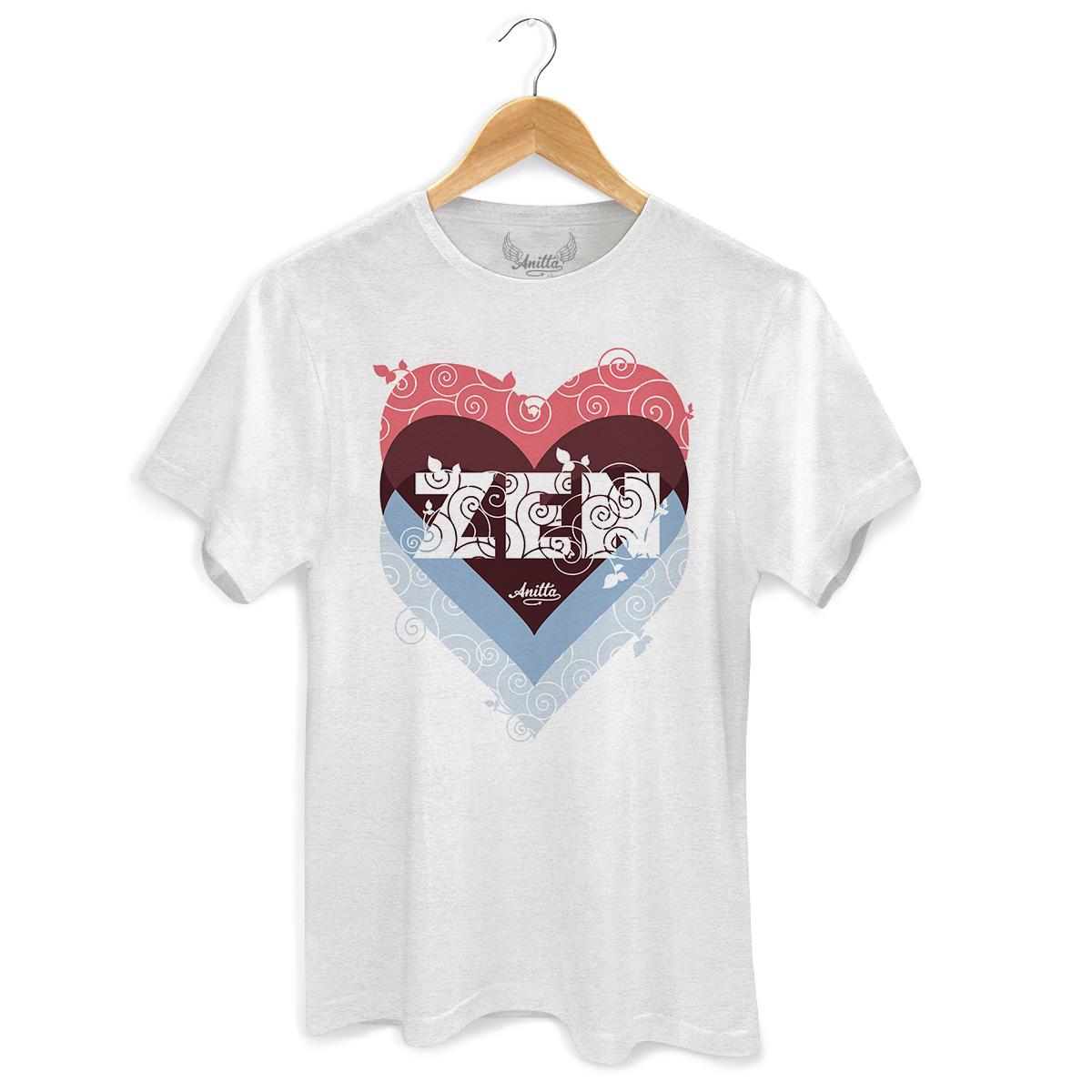Camiseta Masculina Anitta Zen