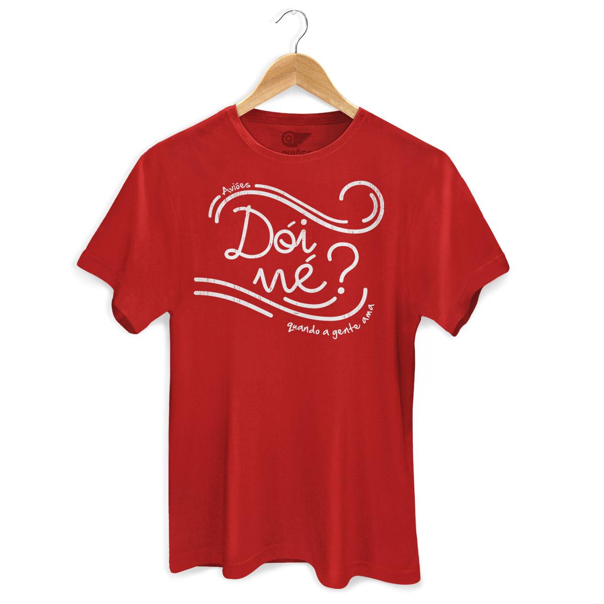 Camiseta Masculina Aviões do Forró Dói Né?