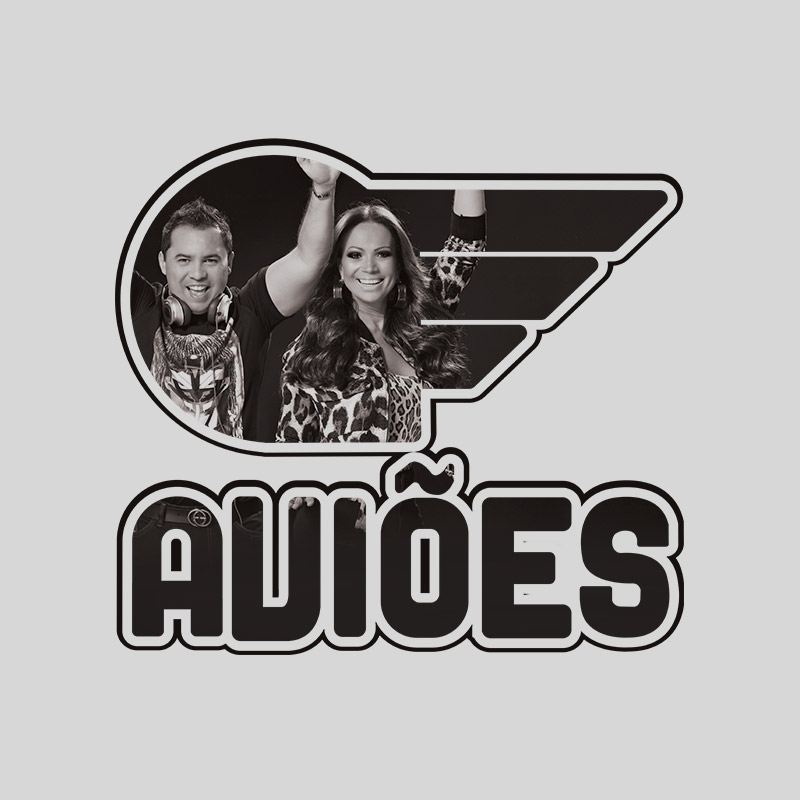 Camiseta Masculina Avi�es do Forr� Logo