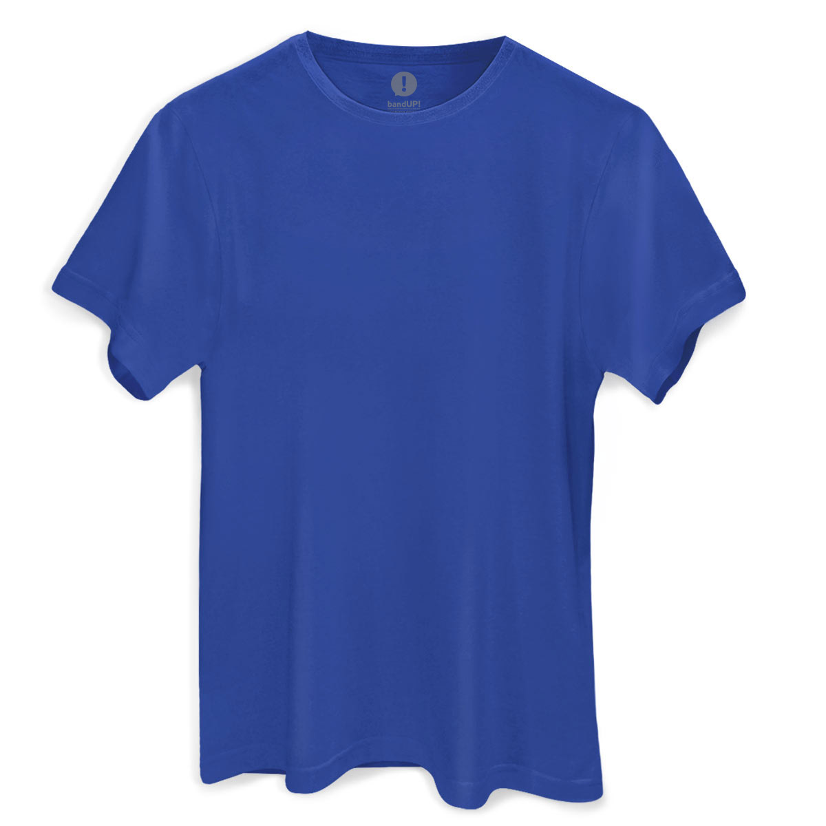 Camiseta Masculina Azul Royal
